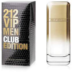 Carolina Herrera 212 VIP Men Club Edition EDT 100ml
