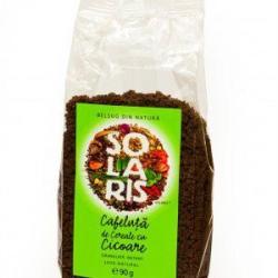 Solaris Cafea De Cereale Si Cicoare Granulata 90g