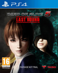Tecmo Dead or Alive 5 Last Round (PS4)