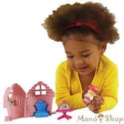 Fisher-Price Little People alap játékszett - Pékség (CDH34)
