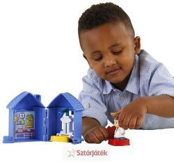 Fisher-Price Little People alap játékszett - Orvosi rendelő (CDH33)
