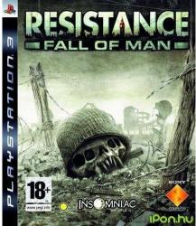 Sony Resistance Fall of Man [Platinum] (PS3)