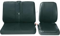 Petex Profi 4, üléshuzat készlet, fekete, egyes-/kettős ülés