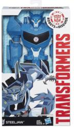 Hasbro Transformers - Robots in Disguise - Steeljaw Titánhős robotfigura 30 cm-es