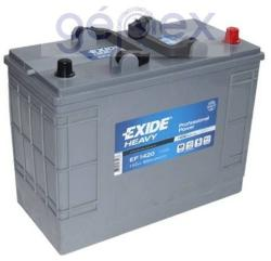 Exide Heavy Professional Power 142Ah 850A Jobb+ EF1420