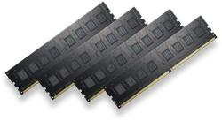 G.SKILL 16GB (4x4GB) DDR4 2400MHz F4-2400C15Q-16GNT