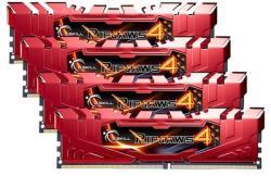 G.SKILL Ripjaws4 16GB (4x4GB) DDR4 2400MHz F4-2400C15Q-16GRR