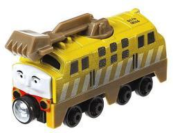 Mattel Thomas Take-n-Play Diesel 10 mozdony