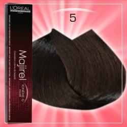 L'Oréal Majirel 5 Hajfesték 50ml