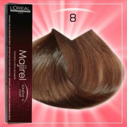 L'Oréal Majirel 8 Hajfesték 50ml