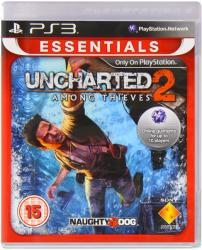 Sony Uncharted 2 Among Thieves [Essentials] (PS3)