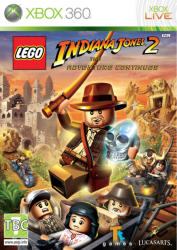 LucasArts LEGO Indiana Jones 2 The Adventure Continues [Classics] (Xbox 360)