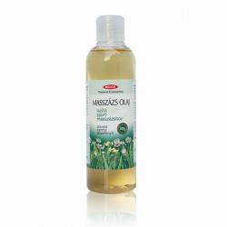 Helen Natural Cosmetics Lazító masszázsolaj (200ml)