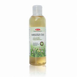 Helen Natural Cosmetics Relaxációs masszázsolaj (200ml)