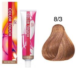 Wella Color Touch Hajszínező 8/3
