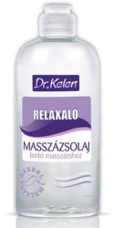 Dr.Kelen Relaxáló masszázsolaj (500ml)
