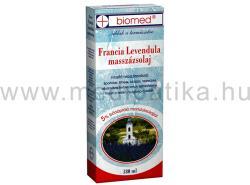 Biomed Francia levendula masszázsolaj (180ml)