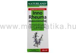 Naturland Inno-Rheuma masszázsolaj (180ml)