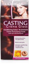 L'Oréal Casting Créme Gloss 554 Chilis Csokoládé