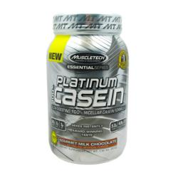 MuscleTech Essential Platinum Casein - 824g