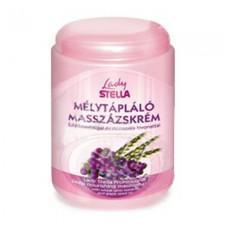 Lady Stella Mélytápláló masszázskrém búzacsíra és szőlőmag olajjal (1L)
