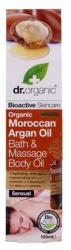 Dr. Organic Marokkói argánolajos fürdő- és masszázsolaj (100ml)