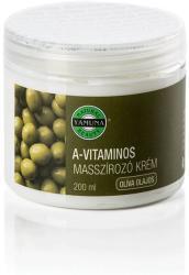 Yamuna A-Vitaminos masszírozó krém oliva olajjal (200ml)