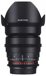 Samyang 24mm T1.5 VDSLR ED AS IF UMC II (MFT)