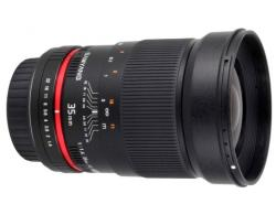 Samyang 35mm f/1.4 AS UMC (Canon EOS M)