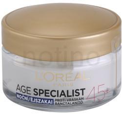 L'Oréal Age Specialist 45+ éjszakai krém 50ml