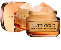 L'Oréal Paris Nutri-Gold tápláló krém olaj mikro-gyöngyökkel 50ml