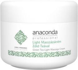 Anaconda Light masszázskrém zöld teával (250ml)
