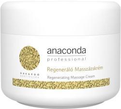 Anaconda Regeneráló masszázskrém (250ml)