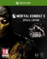Warner Bros. Interactive Mortal Kombat X [Special Edition] (Xbox One)