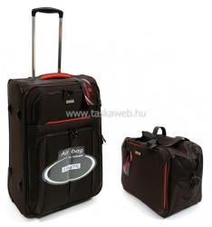 Touareg TG-6114-szett - bőröndös, fedélzeti táskás bőröndszett