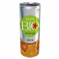 pure BIO Energiaital 250ml