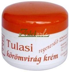 Tulasi Körömvirágolajos arckrém