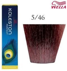 Wella Koleston Perfect 5/46 Hajfesték 60ml