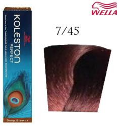 Wella Koleston Perfect Hajfesték 7/45 60ml