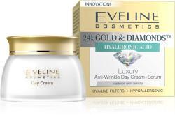 Eveline 24k Gold & Diamonds ránctalanító nappali krém 50ml