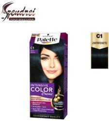 Palette Intensive Color Creme Hajfesték C1 Fekete