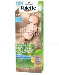 Palette Permanent Natural Colors 220 Rózsa Pasztellszőke