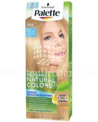 Palette Permanent Natural Colors 295 Tiszta Pasztellszőke