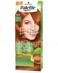 Palette Permanent Natural Colors 390 Világos Réz