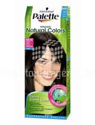 Palette Permanent Natural Colors 800 Sötétbarna