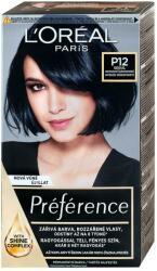 L'Oréal Preference P12 Kékesfekete