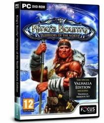 Focus Multimedia King's Bounty Warriors of the North [Valhalla Edition] (PC)