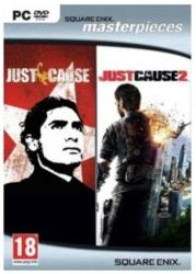 Square Enix Double Pack: Just Cause + Just Cause 2 (PC)