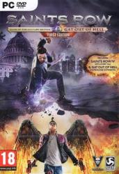 Deep Silver Saints Row IV Re-Elected + Gat Out of Hell (PC)