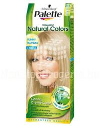 Palette Permanent Natural Colors 215 Sarki Ezüstszőke